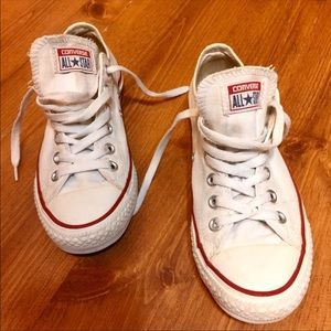 Converse All Star Sneakers in White